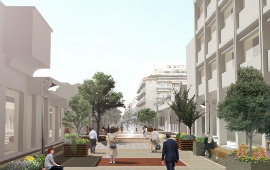 Οριστικοποιήθηκε η χρηματοδότηση του Open Mall στην Καρδίτσα